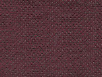 Silent stof - burgundy