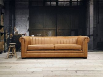 oranje chesterfield