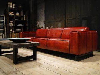 rode zitbank