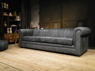 lederen chesterfield