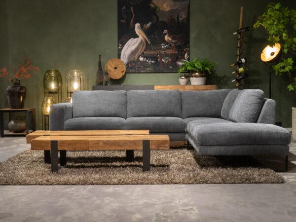 loungebank grijs