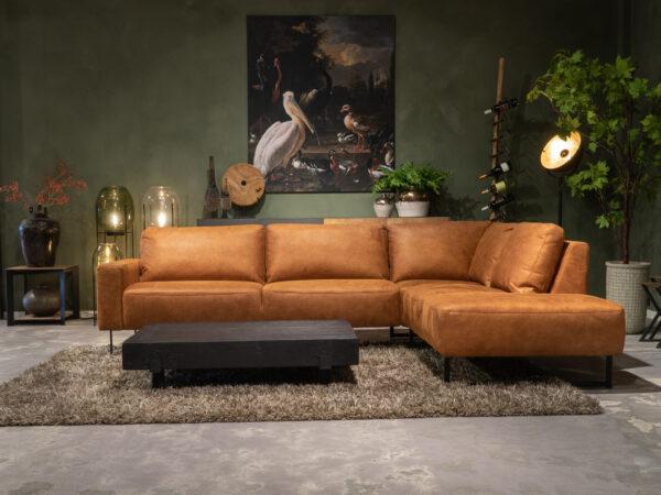 loungebank stof