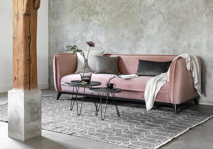 roze 3 zitter