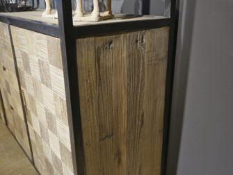 Boekenkast Elancourt - 160x45x210cm