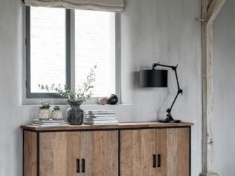 industrieel dressoir ikea