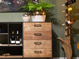 dressoir met laden