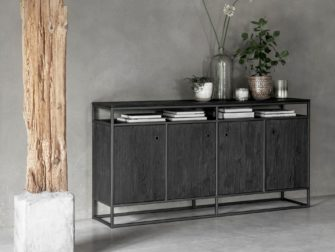dressoir black