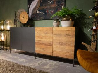 dressoir oud hout