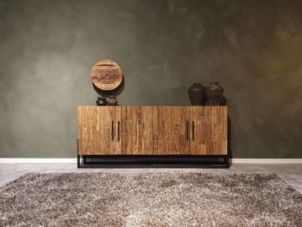 dressoir recycled teak