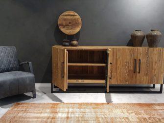 dressoir met 4 deuren
