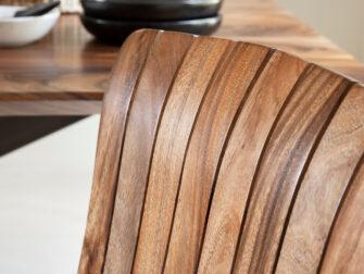 houten eetkamerstoel