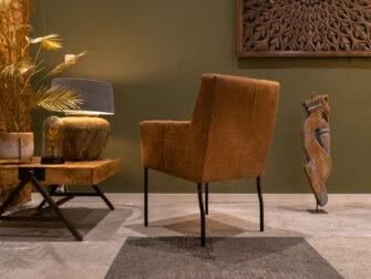sfeervolle eetkamerstoel