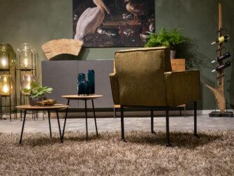 groene stoel