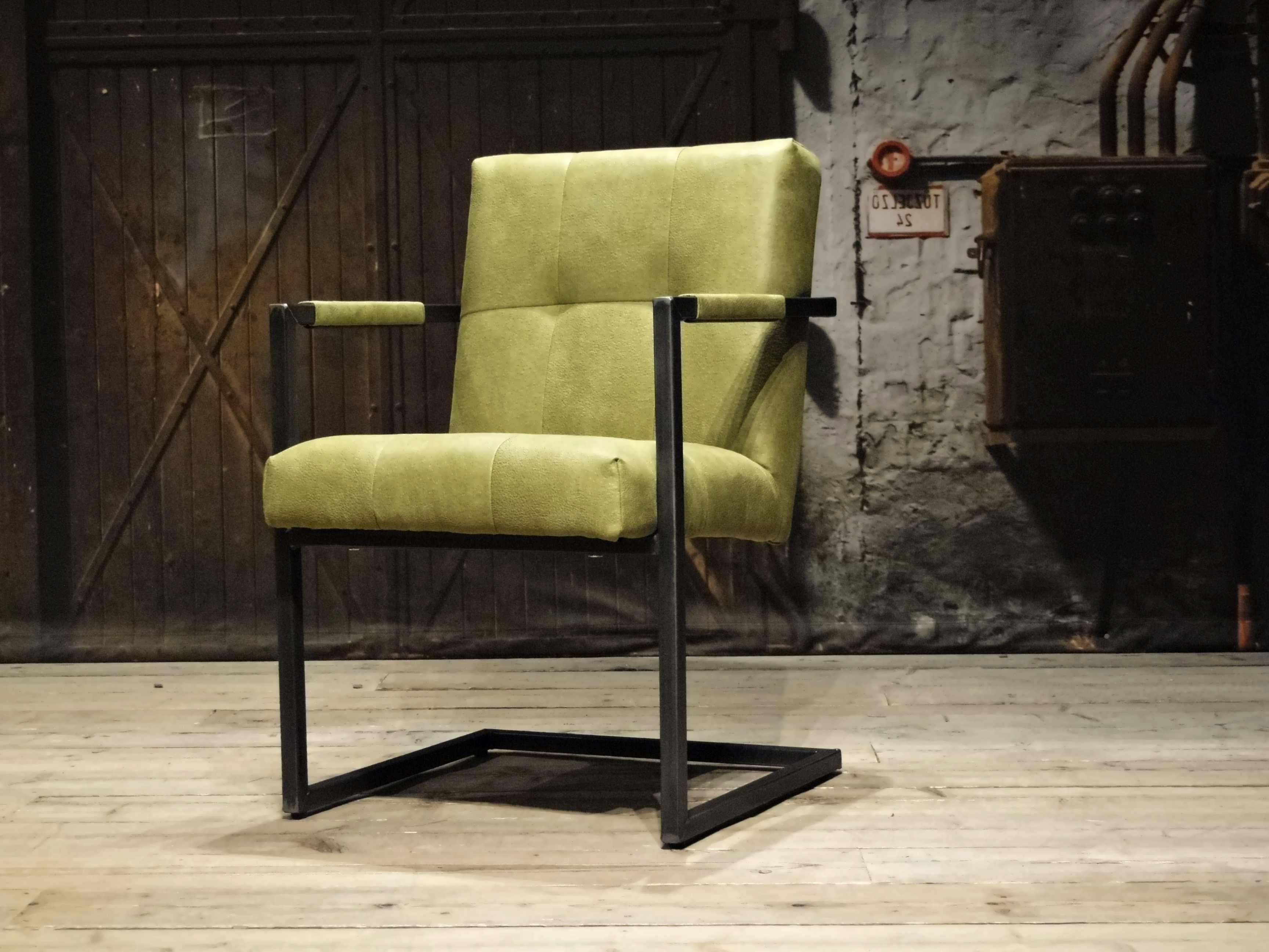 appel groene stoel