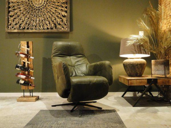 robuuste stoel met comfortabele zit