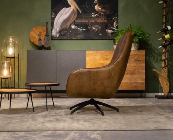 vintage fauteuil