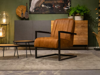 industriële stoelen camel