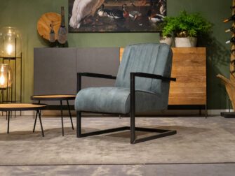 relax fauteuils blauw