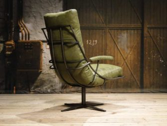 Groene Relax Fauteuil.Bruno Fauteuil