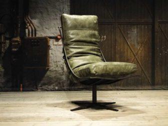industriele draai fauteuil