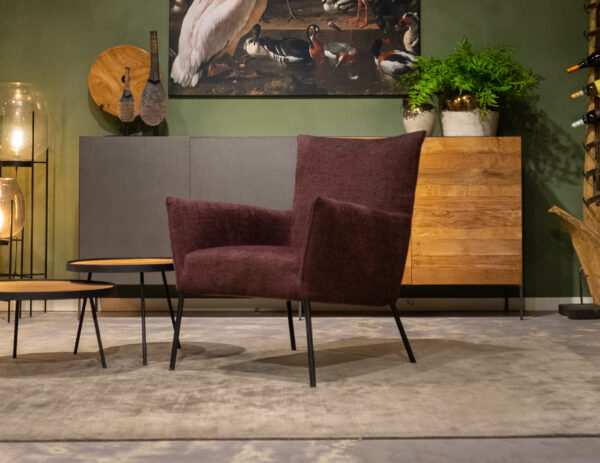 relaxfauteuil rood