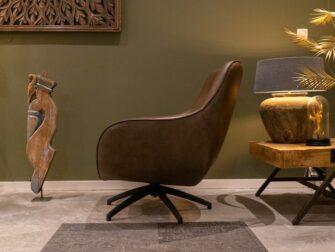 Zeer comfortabele fauteuil