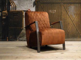 mooie stoffen fauteuil