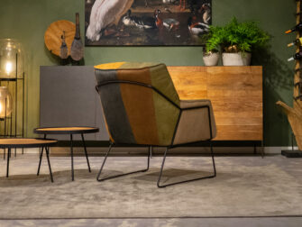 design stoelen leer