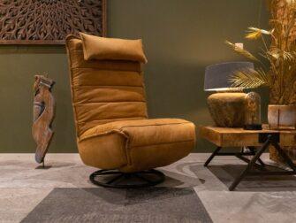 cognac fauteuil