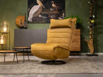 relax fauteuil walnut