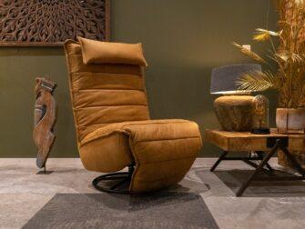 fauteuil met relaxfunctie