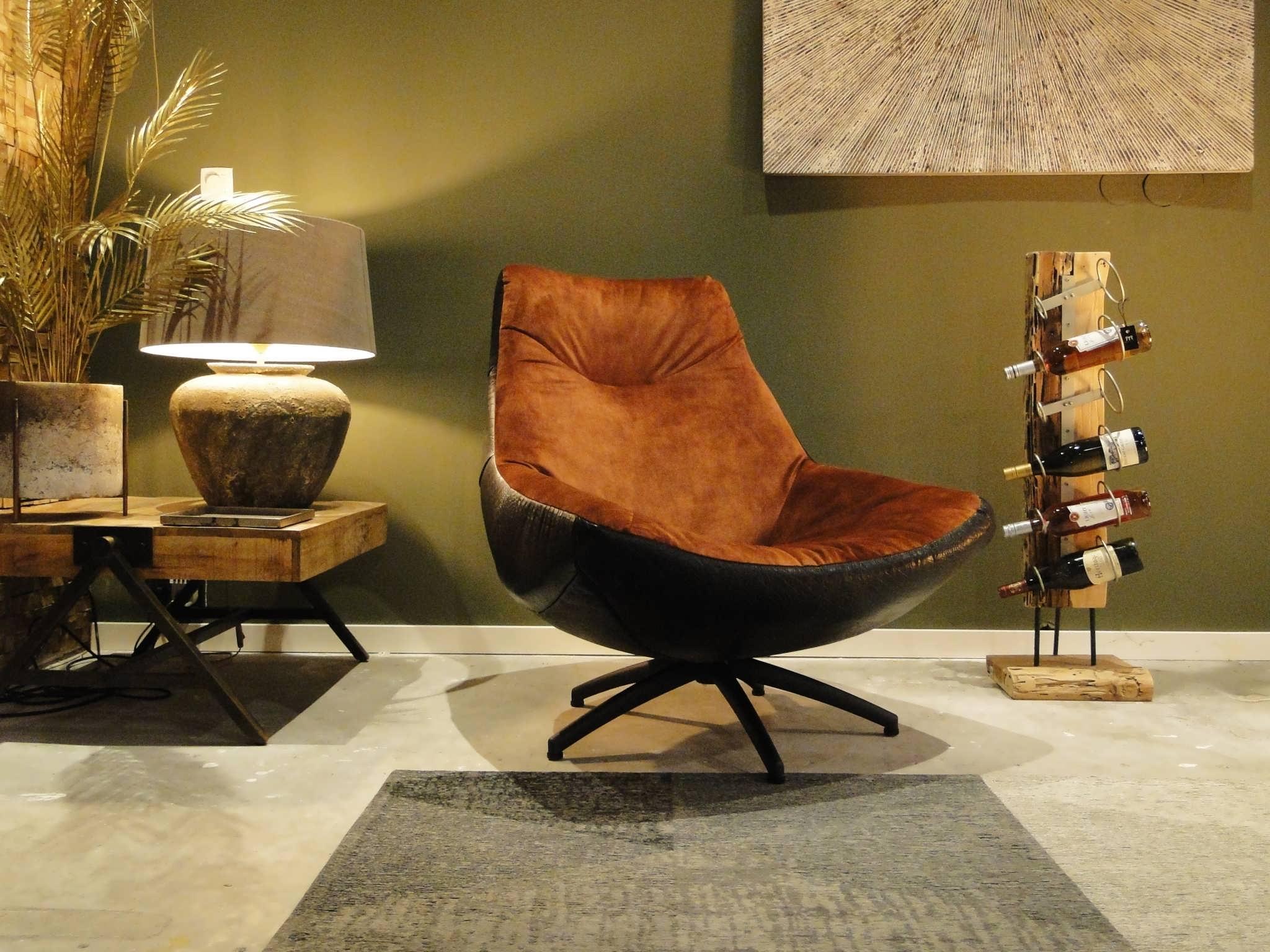 Robuuste relax stoel