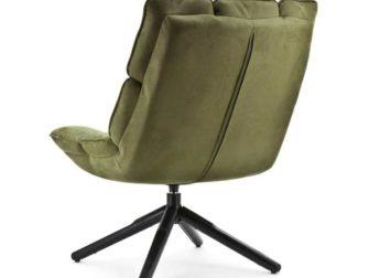 Fauteuil Mano - stof groen