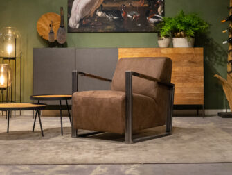 relax stoelen brown