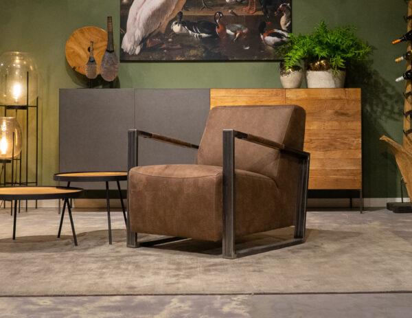 relax stoelen bruin