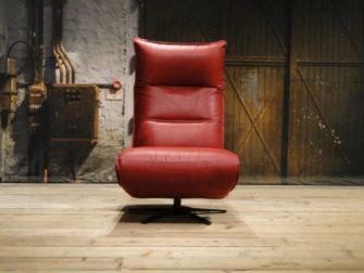 rode relax stoel