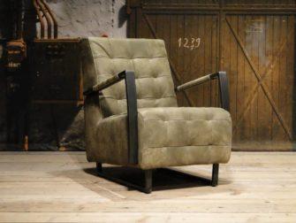 groene industriele fauteuil
