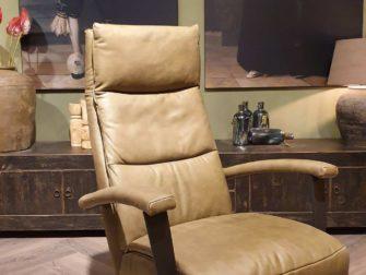 electrisch verstelbare fauteuil