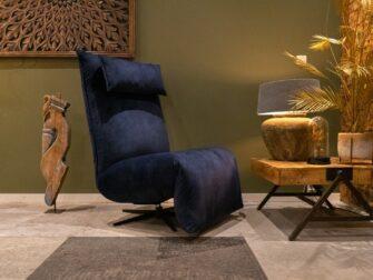 robuuste industriële fauteuil