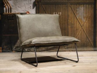 Fauteuil Sydney - olive