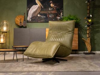 relax fauteuil leer