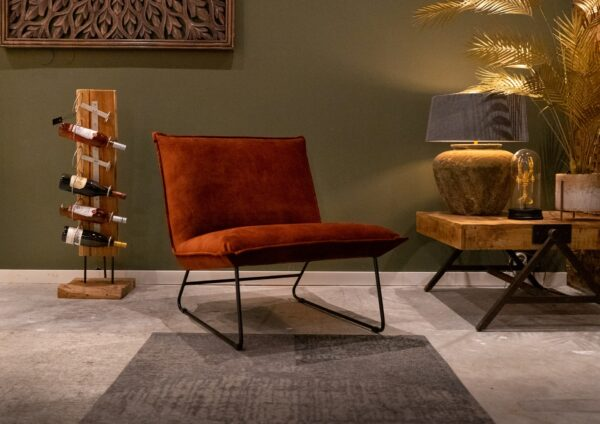 fauteuil velvet