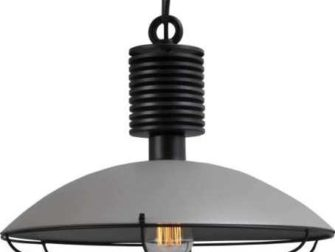 contrete hanglamp