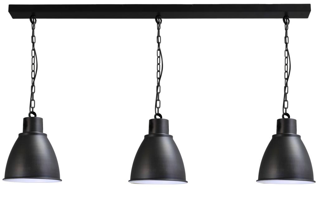 Stoere robuuste hanglamp