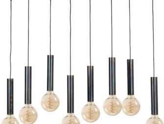 hanglamp met plafondbalk
