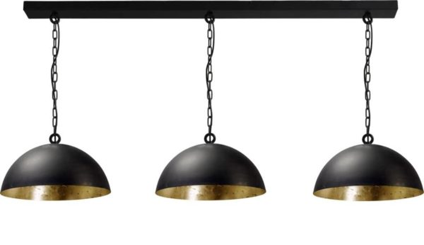 gunmetal outside hanglamp