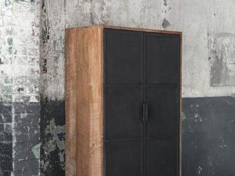 Kast Odin 2 deurs 150x80x40cm