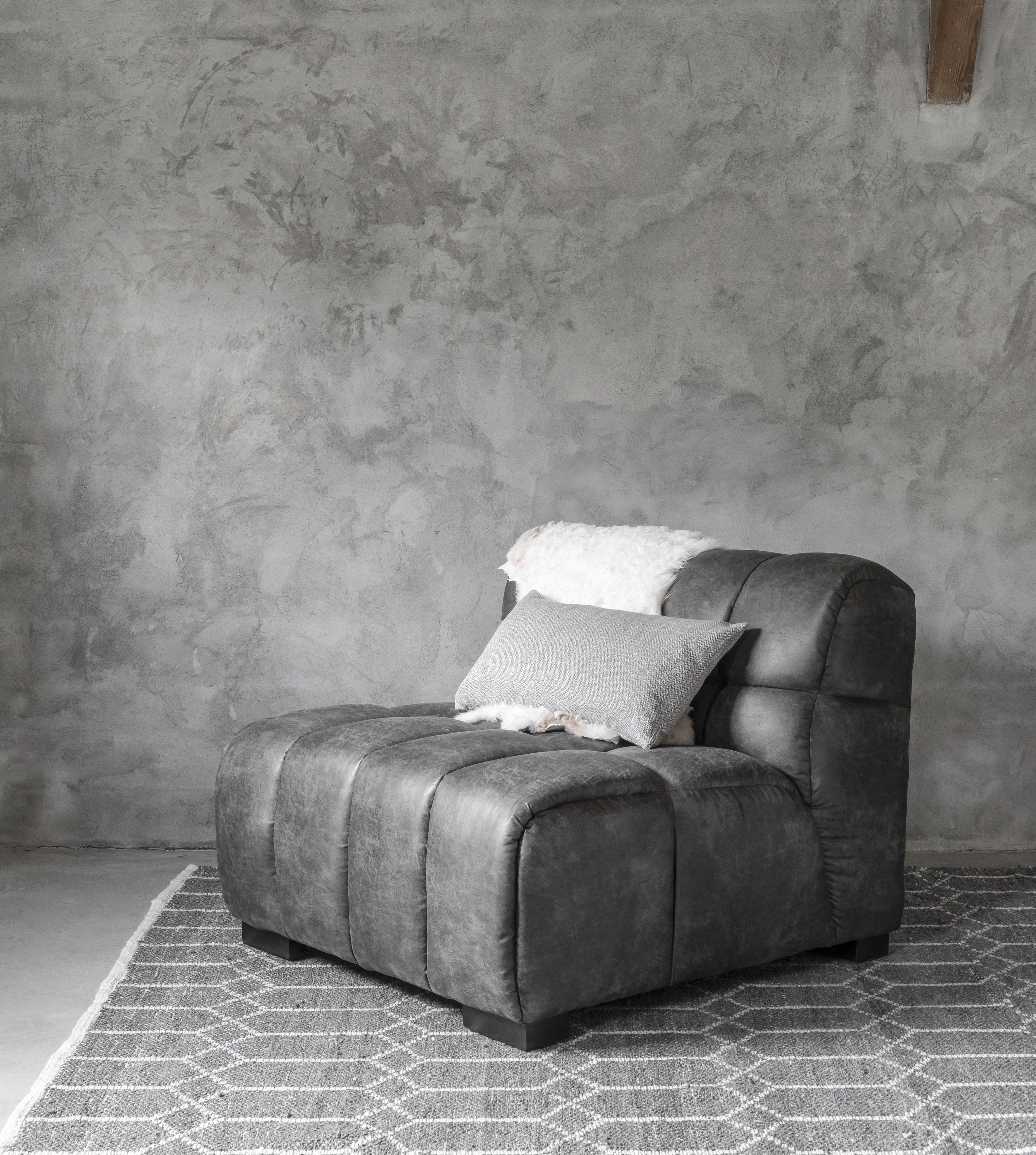 stijlvolle fauteuil