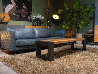 langwerpige salontafel