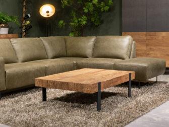 houten salontafel